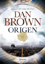Origen de Dan Brown